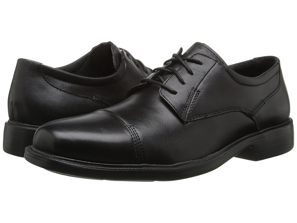 Bostonian Wenham (Black Smooth Leather) Men