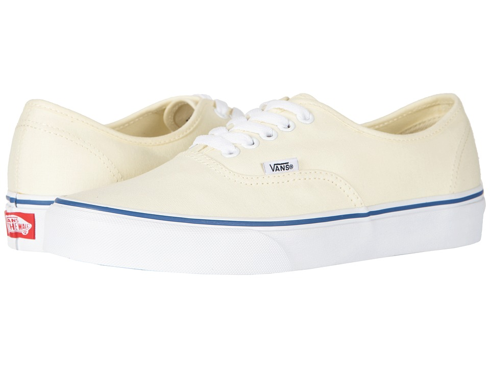 Vans Authentic Core Classics (White) Skate Shoes