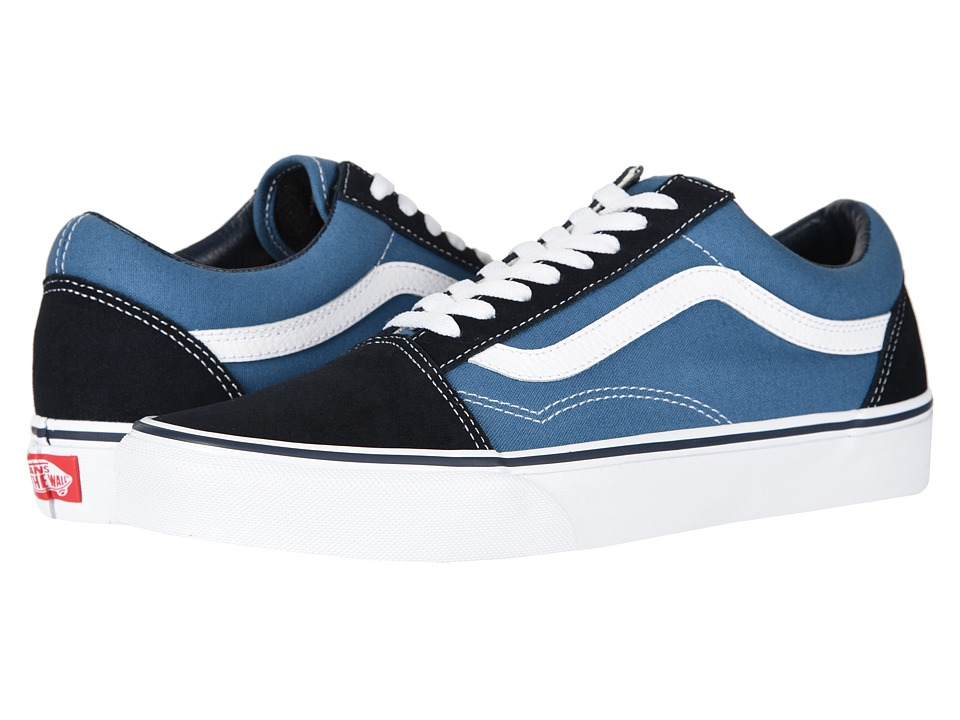 Vans Old Skool Core Classics (Navy) Shoes
