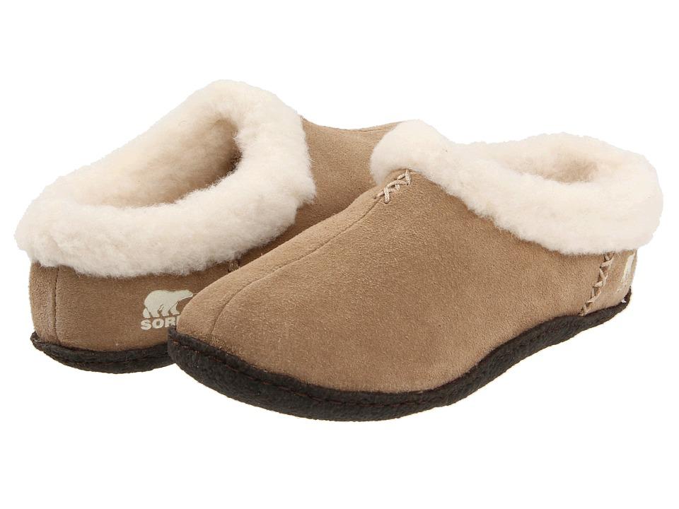 SOREL Nakiska (British Tan) Slippers