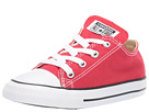 Converse Kids Chuck Taylor(r) All Star(r) Core Ox (Infant/Toddler)