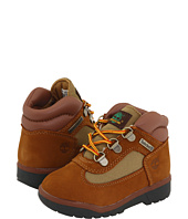 Timberland Kids - Field Boot Leather & Fabric Core (Toddler/Little Kid)