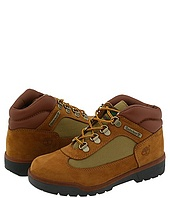 Timberland Kids - Field Boot Leather & Fabric Core (Youth)