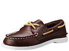Sperry Kids - A/O (Toddler/Youth) (Brown) - Footwear