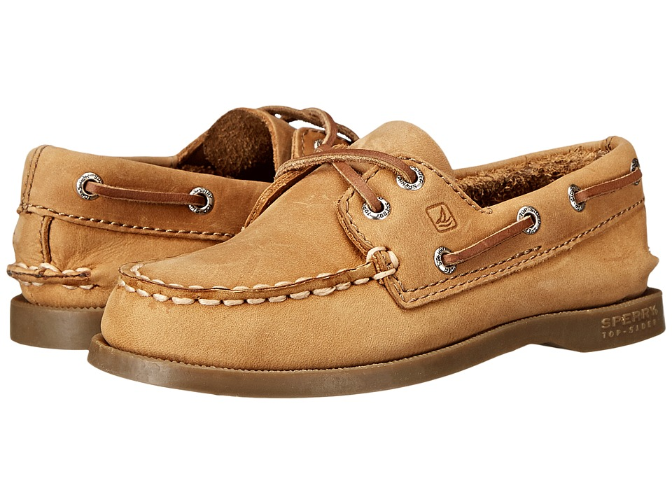 Sperry Top-Sider Kids A/O (Toddler/Little Kid/Big Kid) (Sahara) Kids Shoes