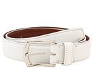 Torino Leather Co. 35MM Burnished Tumbled (White)