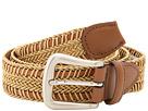 Torino Leather Co. 30MM Woven Italian Rayon Over Kipskin (Camel)