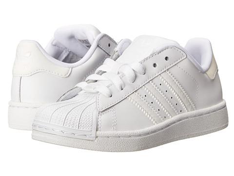 adidas Originals Kids Superstar 2 Core (Little Kid)