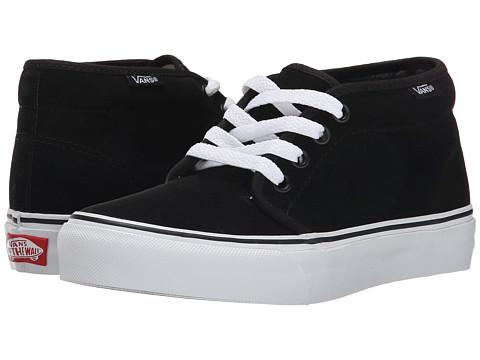 Vans Chukka Boot Core Classics - Black/White (Suede)
