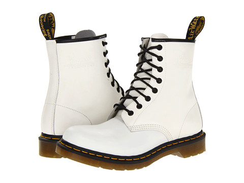 Dr. Martens 1460 W - White Smooth