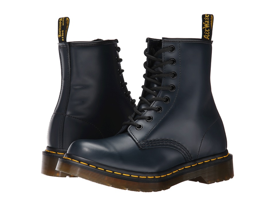Dr. Martens - 1460 W (Navy Smooth) Women