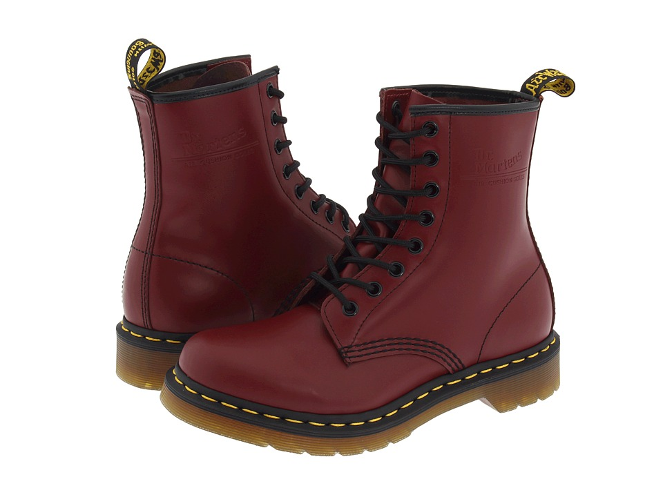 Dr. Martens - 1460 W (Cherry Red) Women