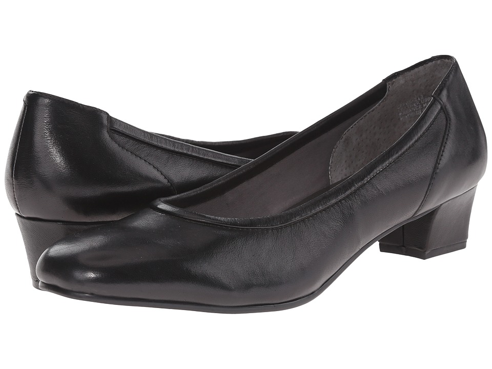 David Tate - Supreme (Black) Women's Slip on  Shoes