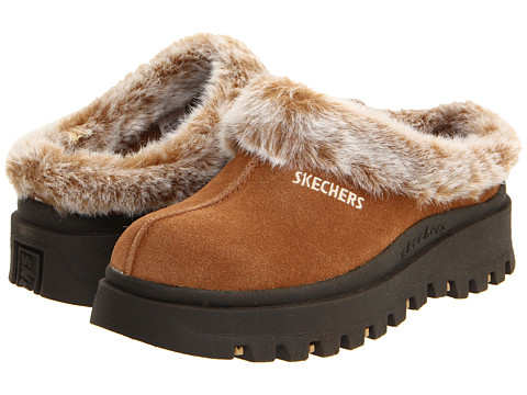 SKECHERS Shindigs - Fortress - Chestnut