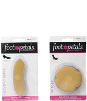 Foot Petals - Tip Toes 3-Pair Pack & Heavenly Heelz 3-Pair Pack Combo