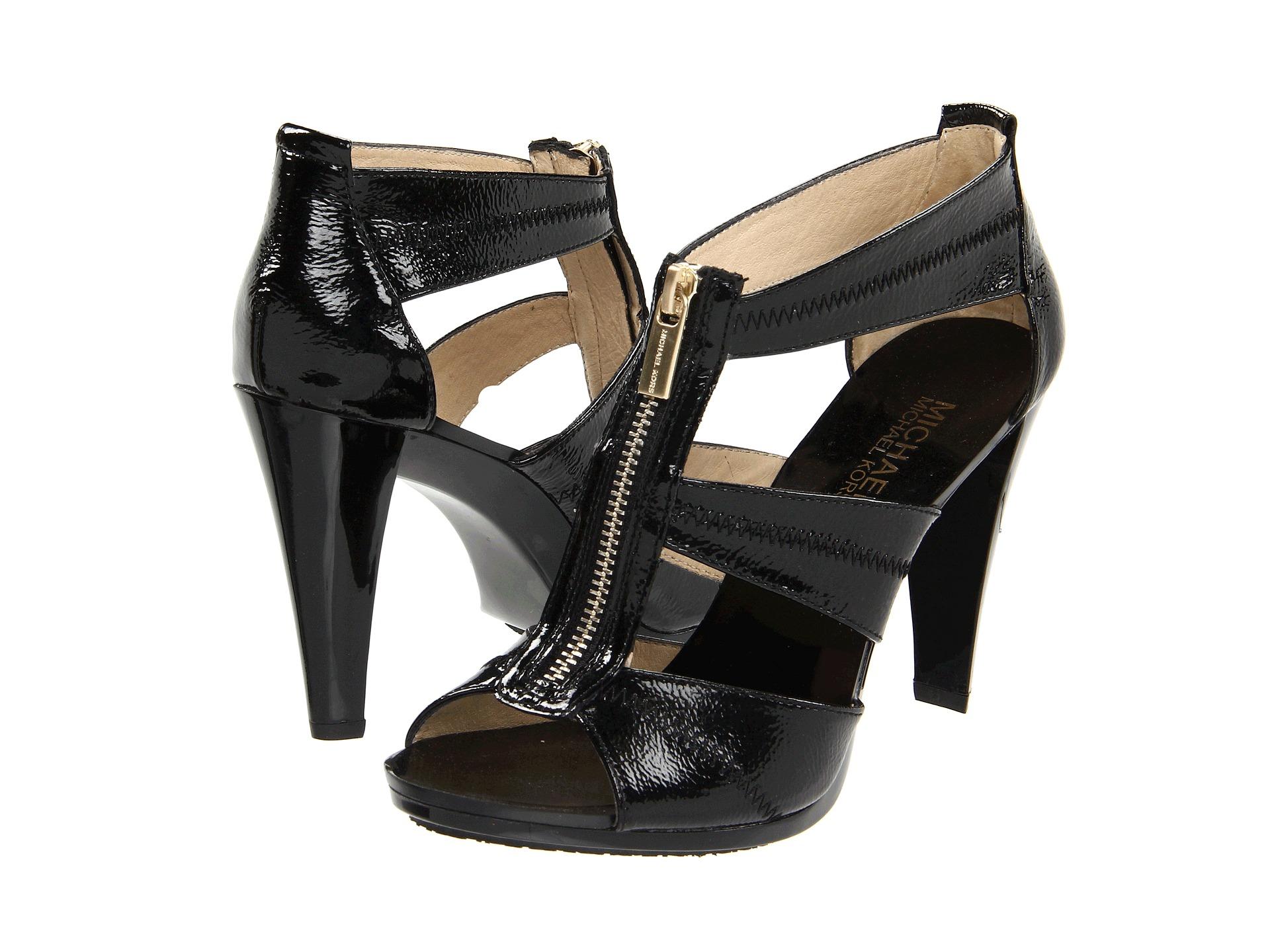 Black mk sandals - Black Mk Sandals 44