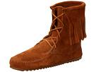 Minnetonka – Tramper Ankle Hi Boot (Brown Suede)