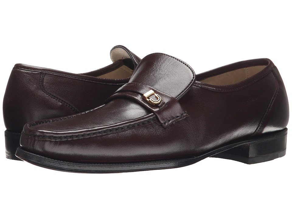 Florsheim - Como Imperial Slip-On Loafer (Mahogany Cabaret) Mens  Shoes