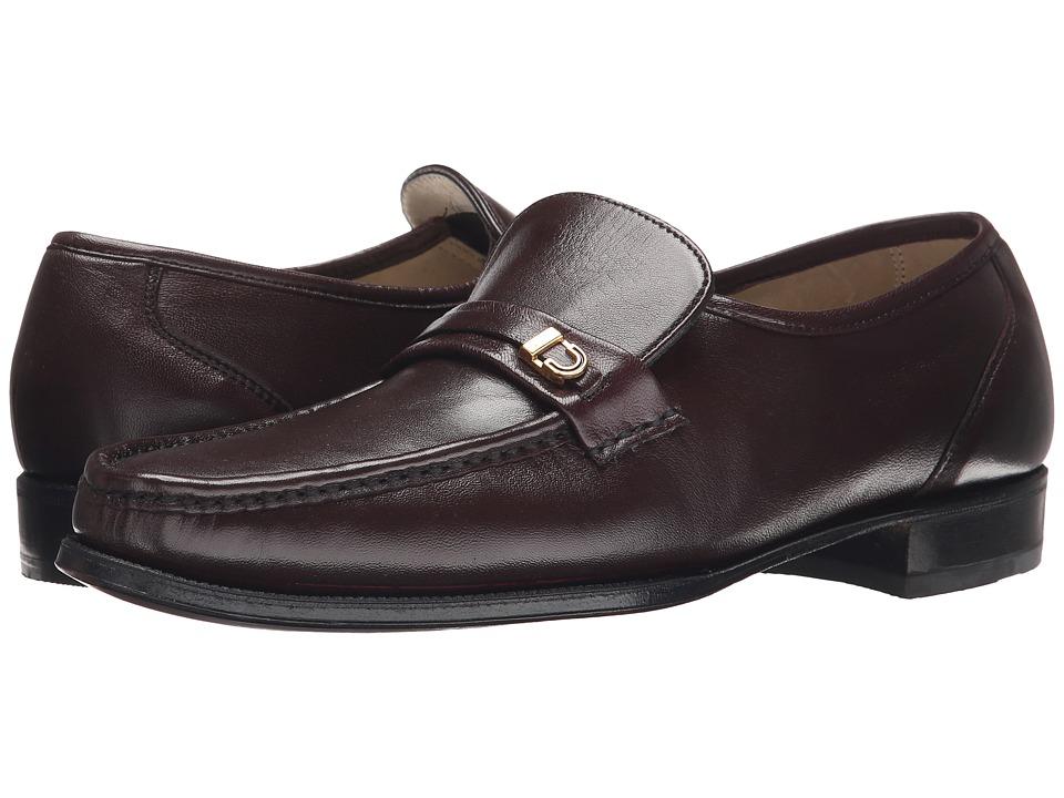 Florsheim - Como Imperial Slip-On Loafer (Mahogany Cabaret) Mens  Shoes