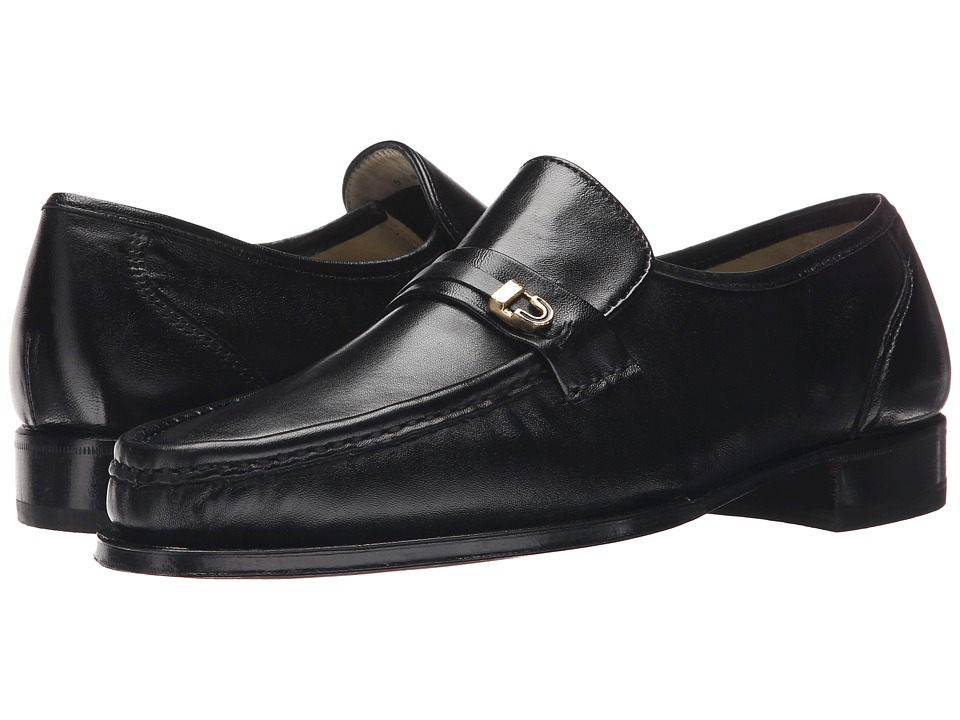 Florsheim Como Imperial Slip-On Loafer (Black Cabaret) Me...