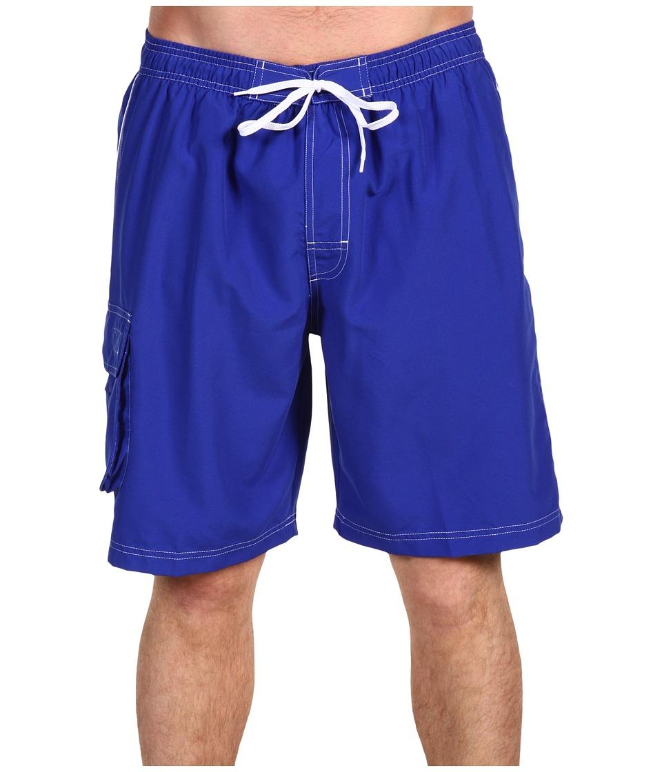 TYR Challenger Trunk Royal Mens Swimwear