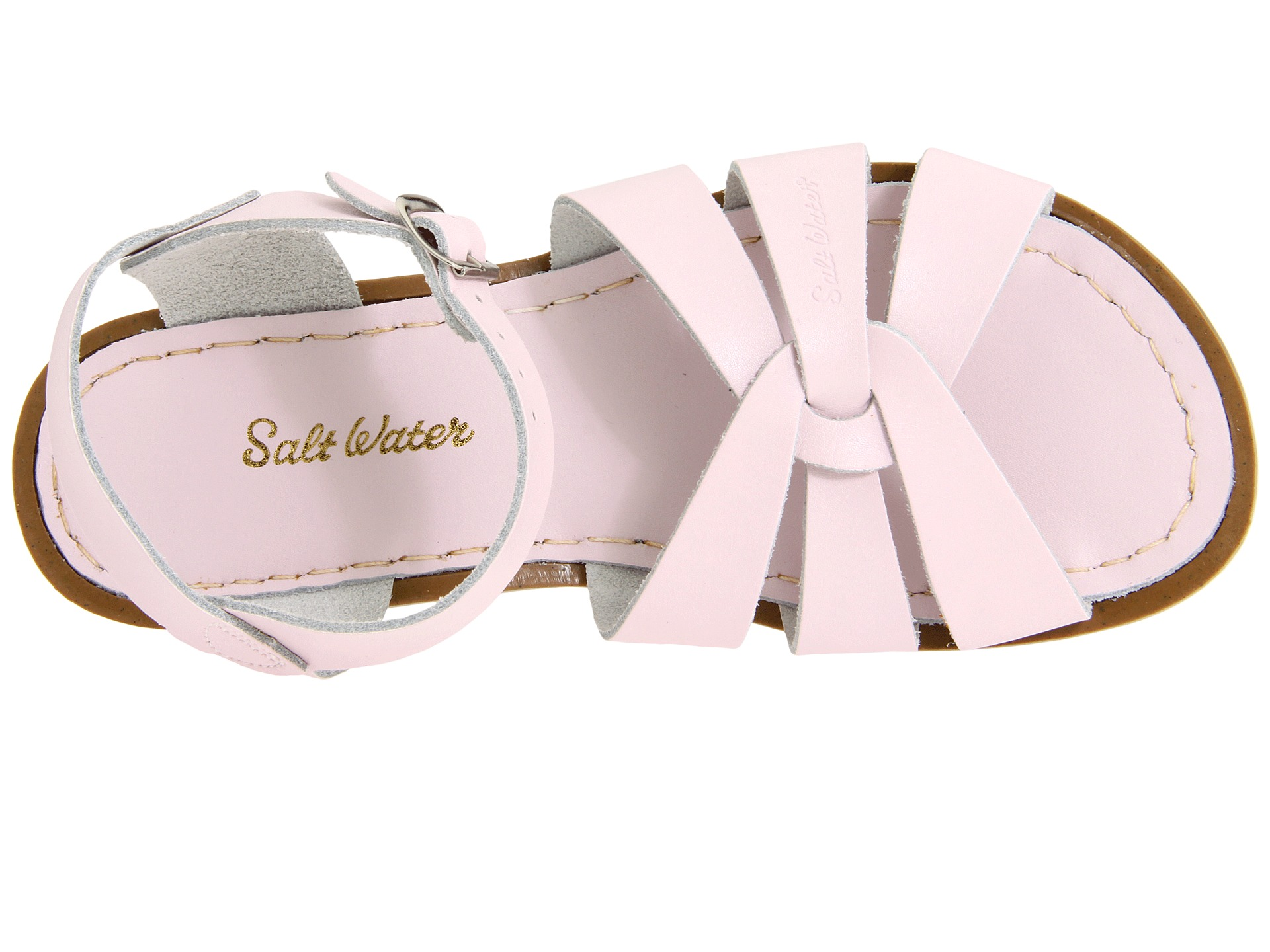 Salt Water Sandals By Hoy Shoe Size Chart