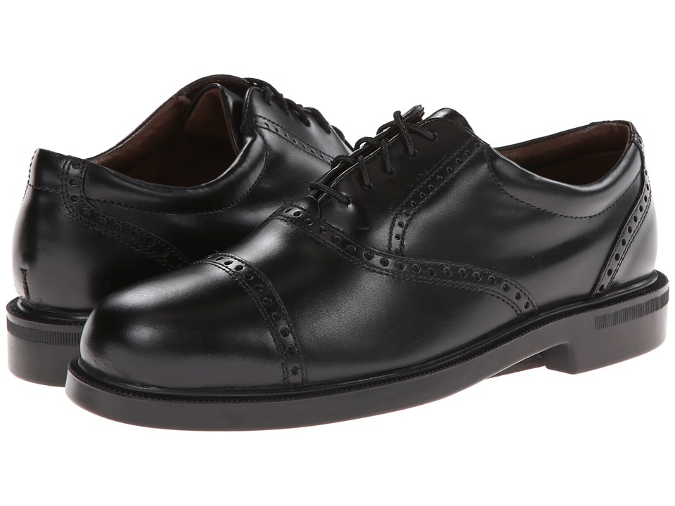 Florsheim - Noval (Black Devon) Mens Shoes
