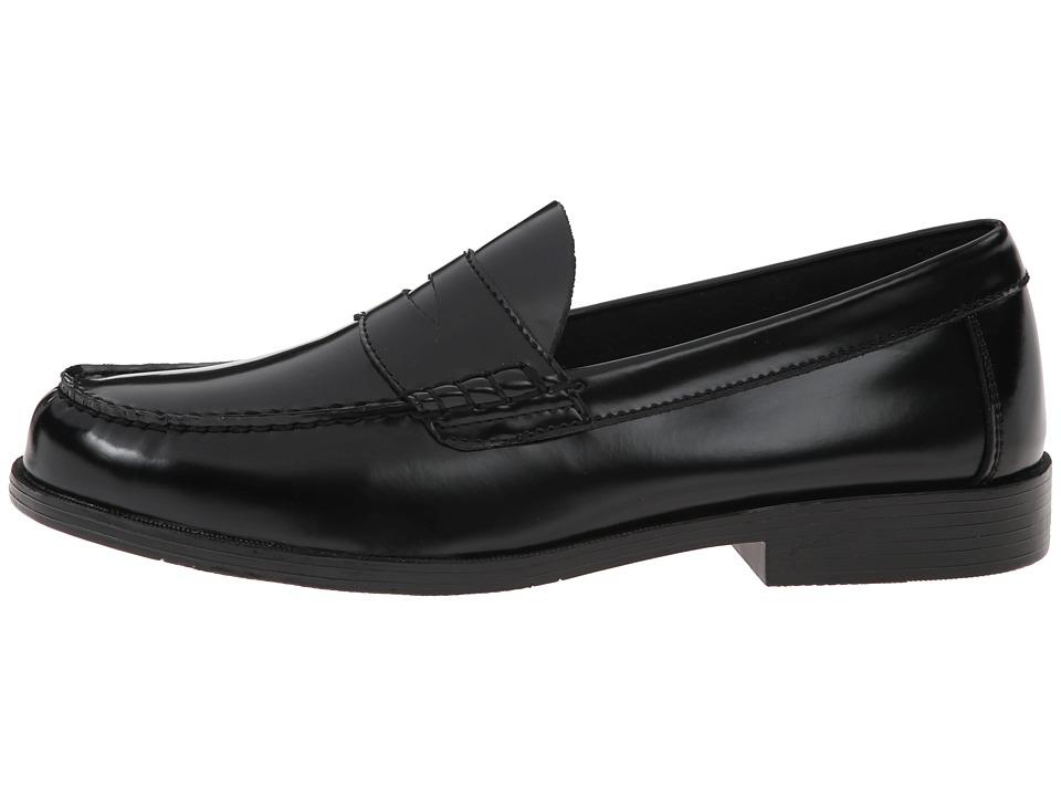 bass walton s slip on dress shoes