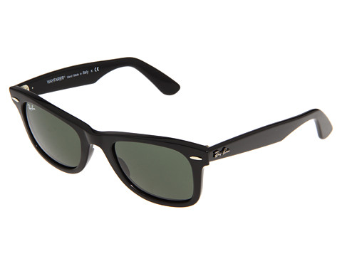 Ray-Ban RB2140 Original Wayfarer 50mm - Black/G-15xlt Lens