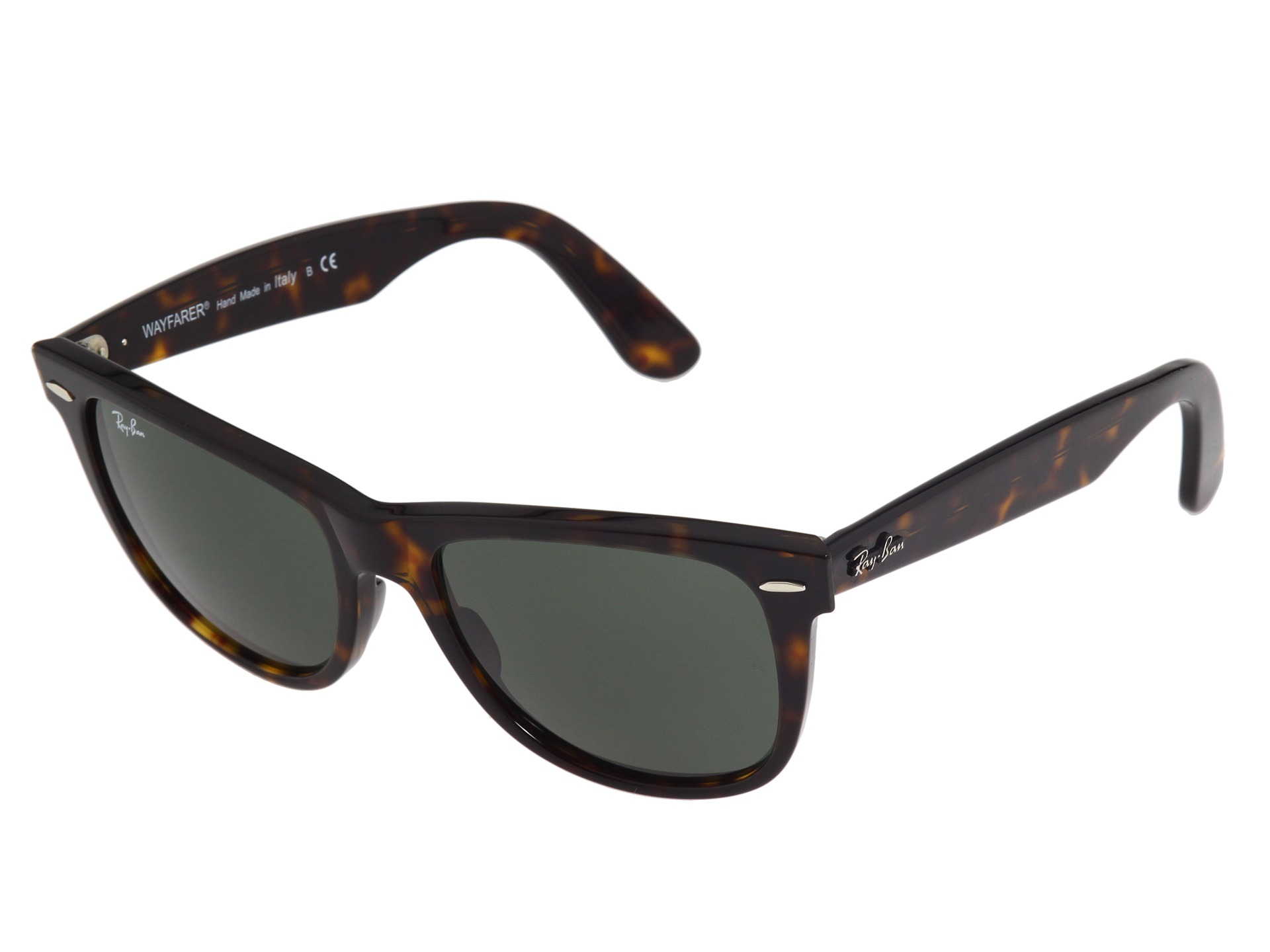 Ray Ban Rb2140 Original Wayfarer  ray ban rb2140 original wayfarer 54mm zappos com free shipping