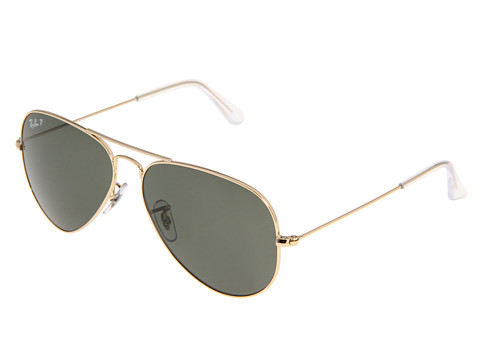ray ban polarized aviator  ray ban rb3025 original aviator polarized 58mm