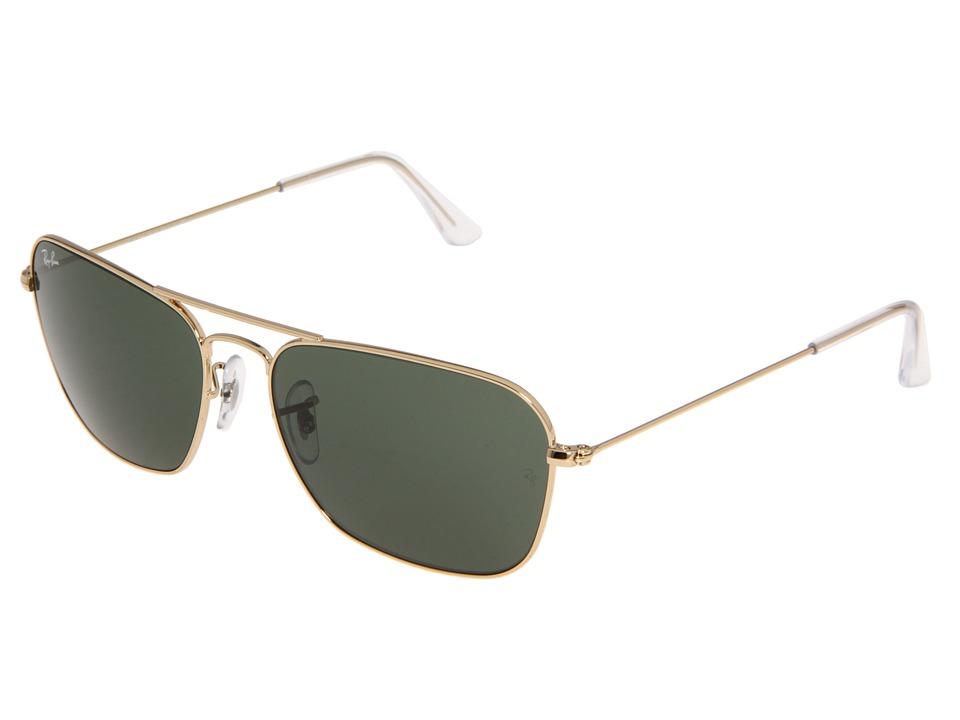 Ray-Ban RB3136 Caravan size 58mm (Arista/G-15xlt Lens) Sport Sunglasses