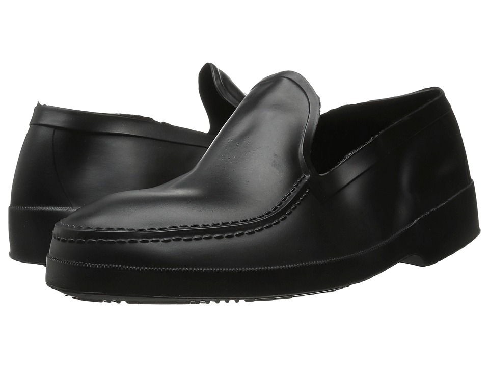 Tingley Overshoes Rubber Moccasin Black Mens Overshoes Accessories Shoes