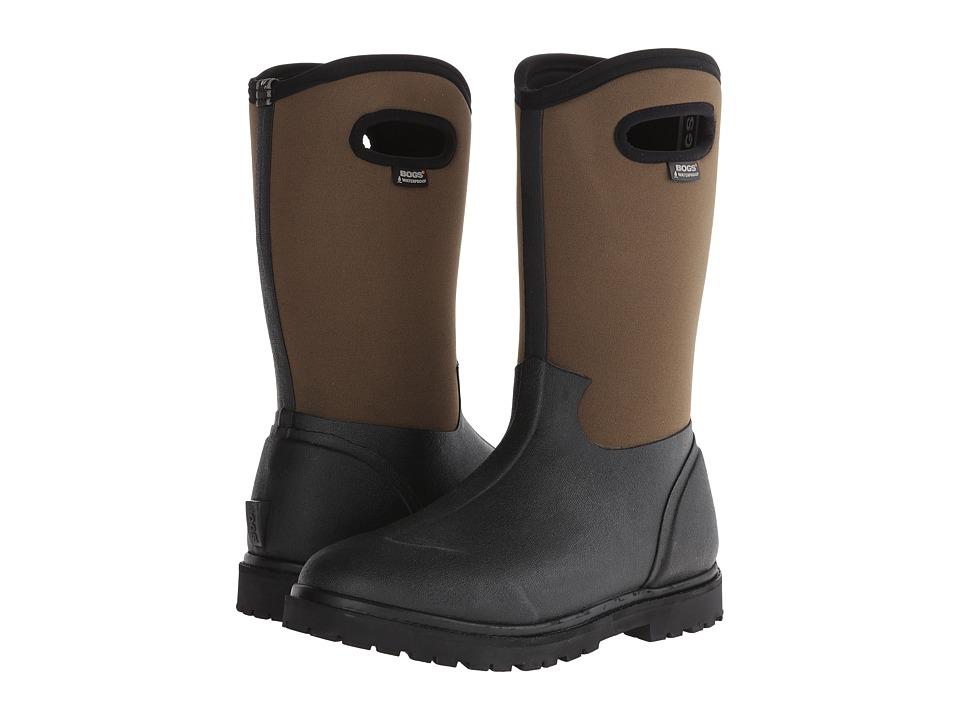 Bogs - Roper (Black/Brown) Mens Boots