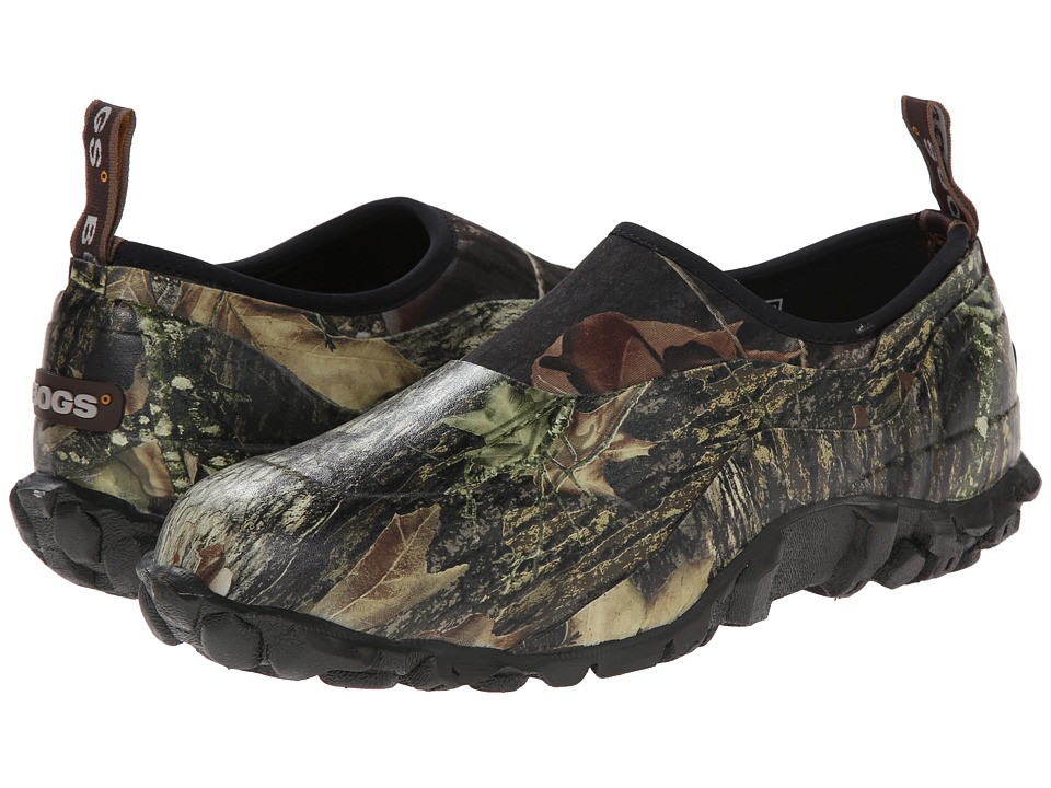 Bogs Camo Valley Walker Mossy Oak Mens Shoes