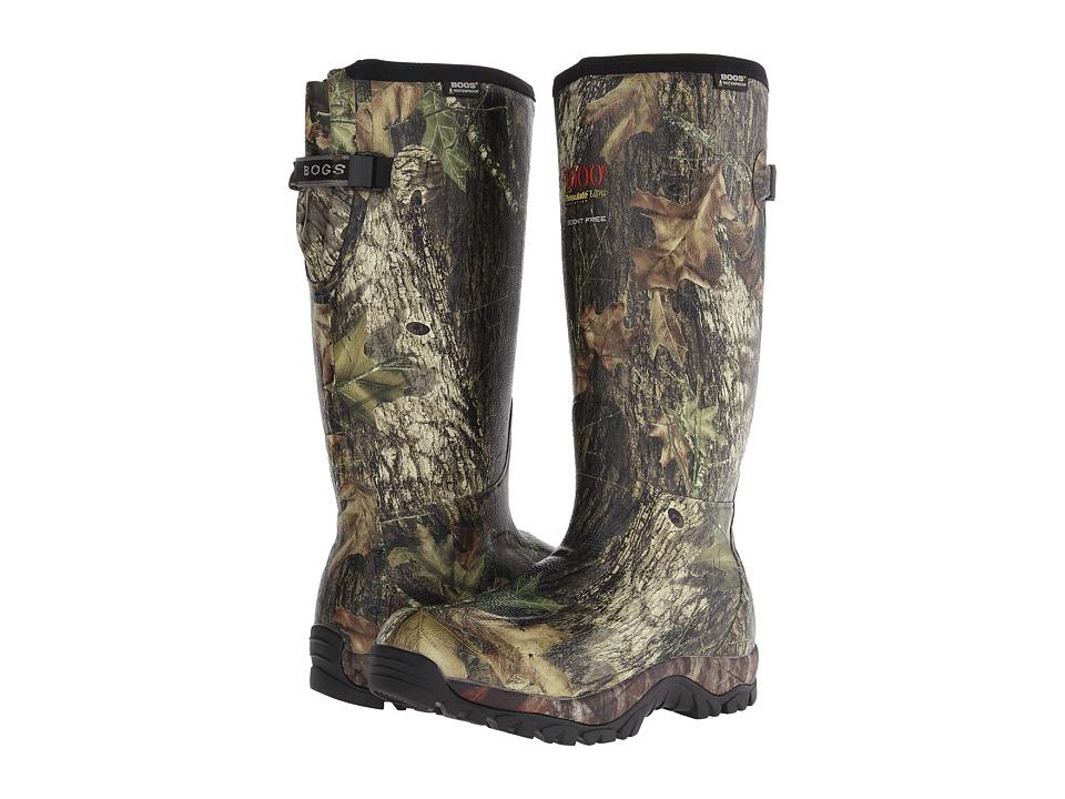 Bogs Blaze 1000 Mossy Oak Rubber Mossy Oak Mens Boots