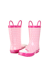 Western Chief Kids - Hello Kitty Polka Dotted Cutie Rainboot (Infant/Toddler/Youth)