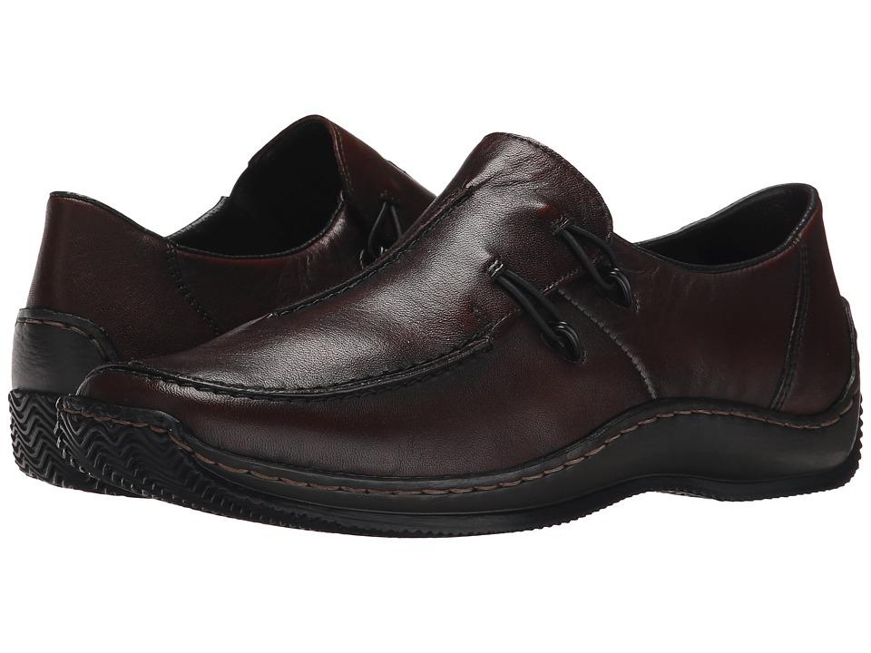 Rieker L1751 Celia 51 (Toffee) Women's Shoes