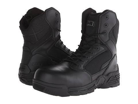 Magnum Stealth Force 8.0 Side-Zip Composite Toe
