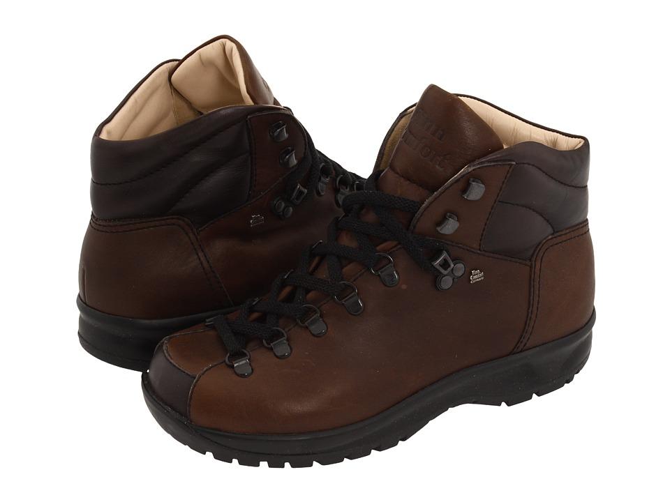 Finn Comfort Garmisch 3911 Ebony Mens Cold Weather Boots