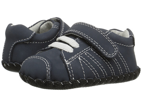 pediped Jake Original (Infant) - Navy Nubuck