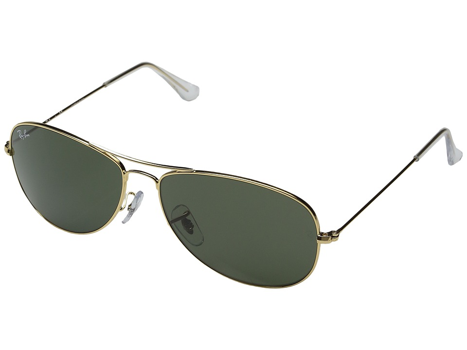 Ray-Ban - RB3362 Cockpit (Arista/G-15xlt Lens) Fashion Sunglasses