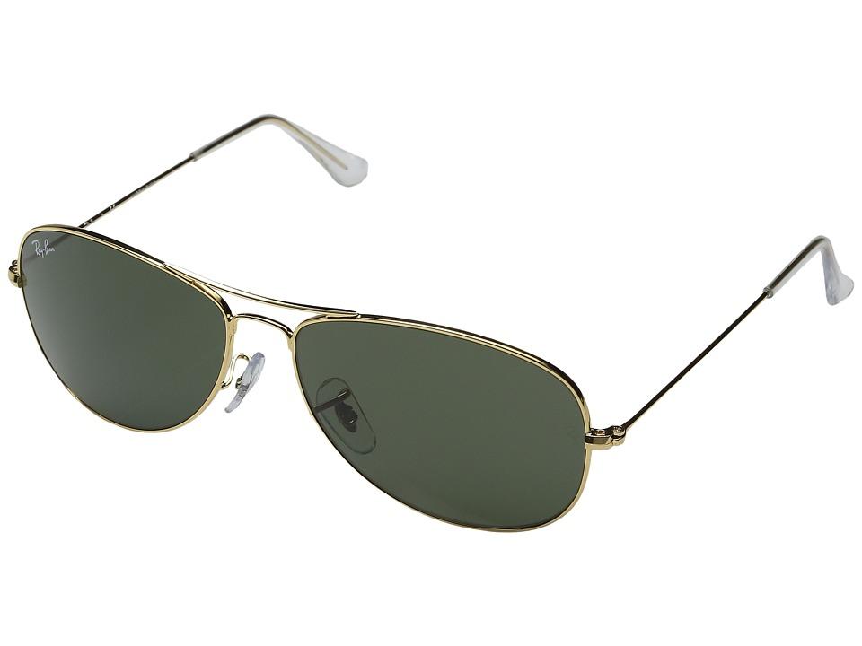 Ray-Ban RB3362 Cockpit (Arista/G-15xlt Lens) Fashion Sunglasses