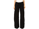 Willowy Wide Leg Stretch Poplin Pant