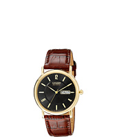 Citizen Watches - BM8242-08E Eco-Drive Leather Watch