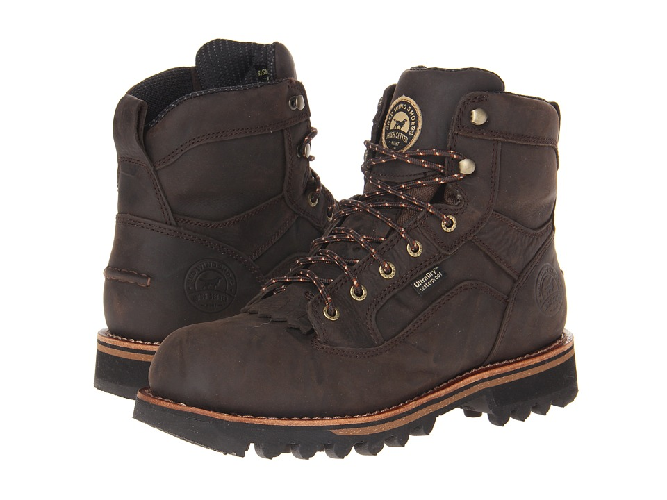 Irish Setter 878 Trailblazer Brown Mens Boots