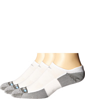 Drymax Sport - Tennis No Show Tab 3-Pair Pack