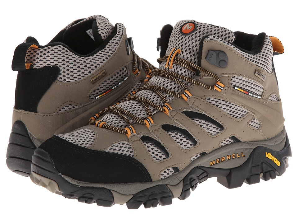 Merrell Moab Mid GORE-TEX XCR (Dark Tan) Men