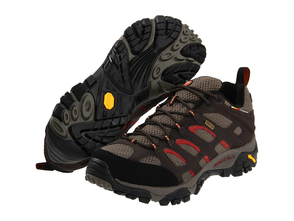 Merrell - Moab GORE-TEX XCR (Dark Chocolate) Men