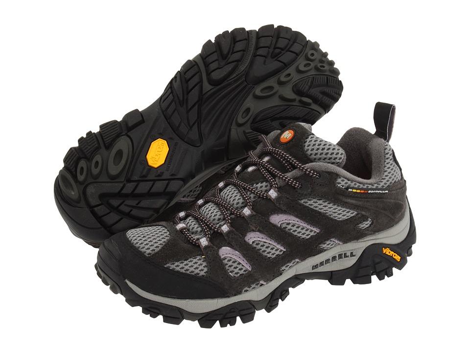 Merrell - Moab Ventilator (Beluga/Lilac) Womens Cross Training Shoes
